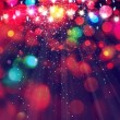 Colorful lights background. — Stock Photo #51995423