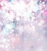 Ljus och stjärnor — Stockfoto