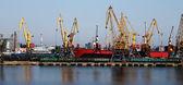 The port — Stock Photo