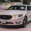 Постер, плакат: 2015 Ford Taurus at the Orange County International Auto Show