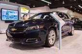 2015 Chevy Impala at the Orange County International Auto Show — Stock Photo