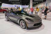 2015 Chevrolet Corvette Z06 — Stock Photo