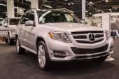 2015 Mercedes-Benz GLK at the Orange County International Auto S — Stock Photo