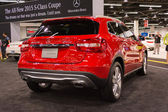 2015 Mercedes-Benz GLA at the Orange County International Auto S — Foto Stock