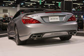 2015 Mercedes-Benz CL 63 at the Orange County International Auto — Stock Photo