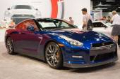 2015 Nissan GT-R Nismo at the Orange County International Auto S — Foto Stock