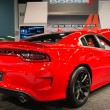 Постер, плакат: 2015 Dodge 2015 Dodge Challenger SRT at the Orange County Intern