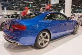 Mostrar 2015 audi s5 coupé en el auto internacional del condado orange — Foto de Stock