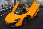 McLaren P1 at the Orange County International Auto Show — Stock Photo