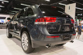 Lincoln MKX at the Orange County International Auto Show — Foto Stock
