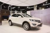 2015 Lincoln MKC at the Orange County International Auto Show — Foto Stock