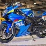 Постер, плакат: Suzuki GSX R1000 2015 motorcycle