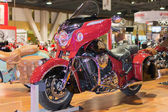 Indian Motorcycle Chiefrain 2015 — Stock Photo