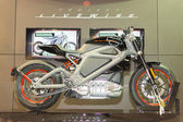 Harley-Davidson Project LiveWire Electric Motorcycle  — Foto de Stock