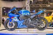 Motocykl Suzuki Gsx-R1000 2015 — Zdjęcie stockowe