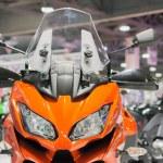 Постер, плакат: Kawasaki Versys 1000 LT motorcycle