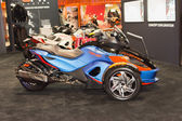 Can-Am Spyder RS 2015 — Stock Photo