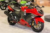 Kawasaki Ninja ZX-14R ABS 30th Anniversary Edition motorcycle — Stockfoto