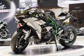 Kawasaki Ninja H2 2015 motorcycle — Stockfoto