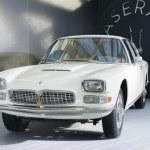 Постер, плакат: Old Maserati Quattroporte1965