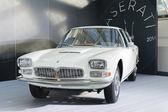 Old Maserati Quattroporte1965 — Foto Stock