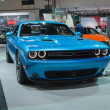 Постер, плакат: Dodge Challenger 2015 on dlisplay