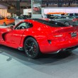 ������, ������: Dodge Viper on display