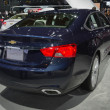 Постер, плакат: Chevrolet Impala LTZ 2015 on display