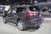 Chevrolet Traverse 2015 on display — Zdjęcie stockowe