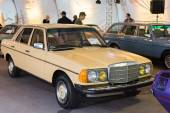 Mercedes-Benz 240 Diesel on dislplay — ストック写真