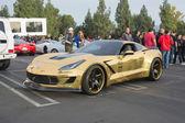 Corvette Z06 on display — Photo