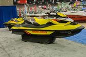 Sea-Doo Personal Watercraft on display — Fotografia Stock