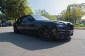 Rolls-Royce on display — Stock Photo