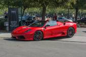Ferrari 16M  convertible — Stock Photo