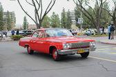 Chevrolet Impala SS 409 classic car on display — Stock Photo