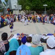 Devotee Sikhs dancing — Stock Photo #70102379