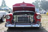 Chevrolet Bel-Air car on display — Stock Photo
