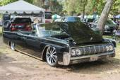 Lincoln  Continental car on display — Stock Photo