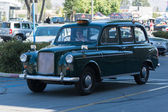 TX4 Hackney Carriage car on display — Stock Photo