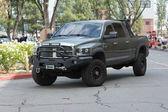 Dodge Ram Pickup on display — Stock Photo