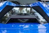 Lamborghini detail car on display — Photo