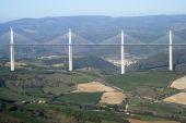 Viaducto de millau — Foto de Stock