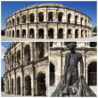 Arena of Nimes — Stock Photo #57758179