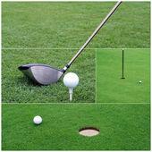 Golf club — Stock Photo