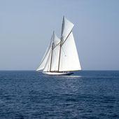 海ヨット — ストック写真