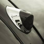 Car taillight — Stock Photo