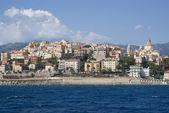 Imperia, Italian Riviera — Stock Photo
