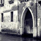 威尼斯运河 — 图库照片