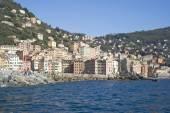 Camogli, Italian Riviera — Stock Photo