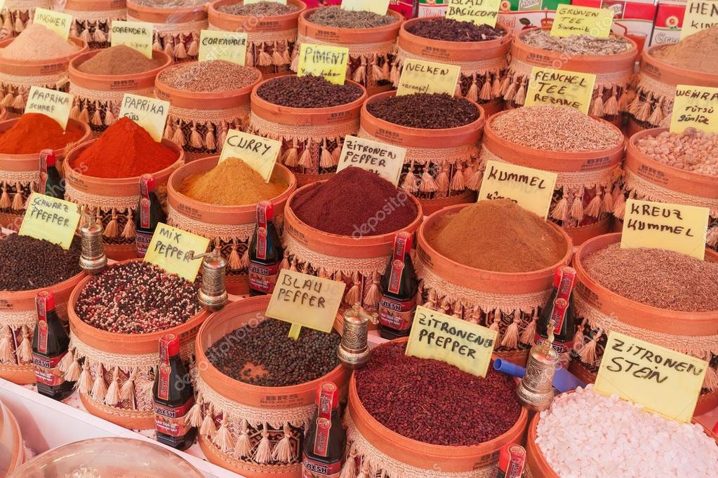 Spice Market Photography Spices in The Spice Market